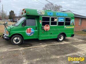 1999 Express Ice Cream Truck Ice Cream Truck Cabinets Georgia Gas Engine for Sale