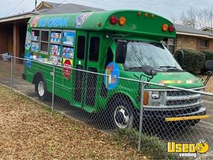 1999 Express Ice Cream Truck Ice Cream Truck Concession Window Georgia Gas Engine for Sale