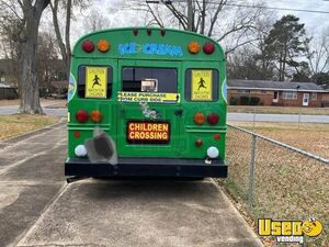 1999 Express Ice Cream Truck Ice Cream Truck Exterior Customer Counter Georgia Gas Engine for Sale