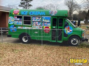 1999 Express Ice Cream Truck Ice Cream Truck Georgia Gas Engine for Sale