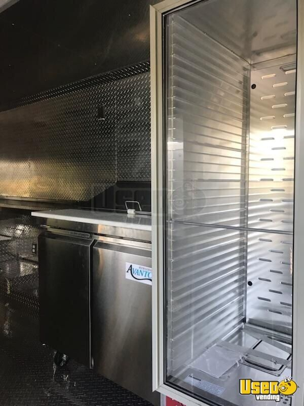 1999 Food All-purpose Food Truck Generator Florida Gas Engine for Sale - 9