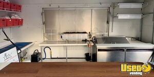 1999 Food Concession Trailer Concession Trailer Chargrill Ohio for Sale