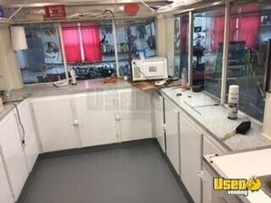 1999 Food Concession Trailer Concession Trailer Fryer Illinois Gas Engine for Sale