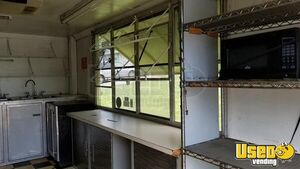 1999 Food Concession Trailer Concession Trailer Fryer Tennessee for Sale