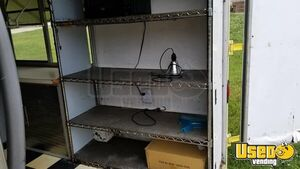 1999 Food Concession Trailer Concession Trailer Hot Water Heater Tennessee for Sale