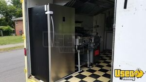1999 Food Concession Trailer Concession Trailer Interior Lighting Tennessee for Sale