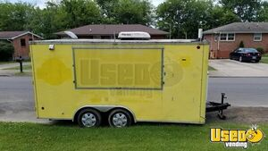 1999 Food Concession Trailer Concession Trailer Propane Tank Tennessee for Sale
