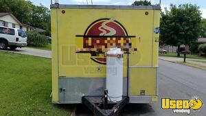 1999 Food Concession Trailer Concession Trailer Shore Power Cord Tennessee for Sale