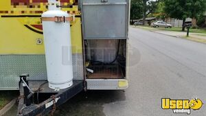 1999 Food Concession Trailer Concession Trailer Upright Freezer Tennessee for Sale