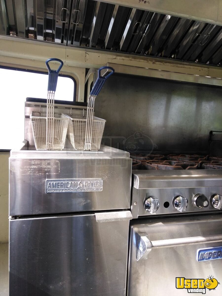 1999 Food Truck Stovetop North Carolina Diesel Engine for Sale - 12