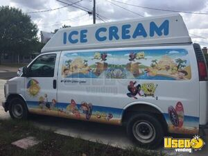 Chevy Ice Cream Truck / Van for Sale in Texas!!!