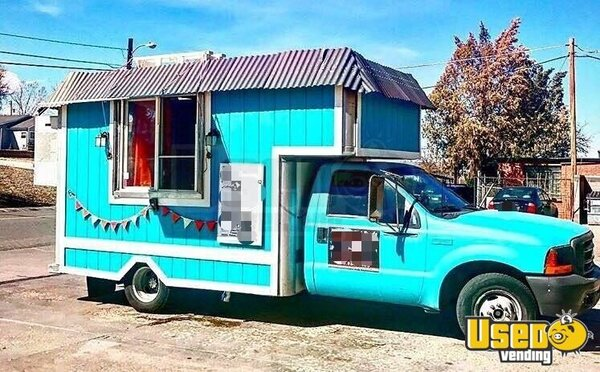 1999 Ford F350 Food Truck Colorado for Sale
