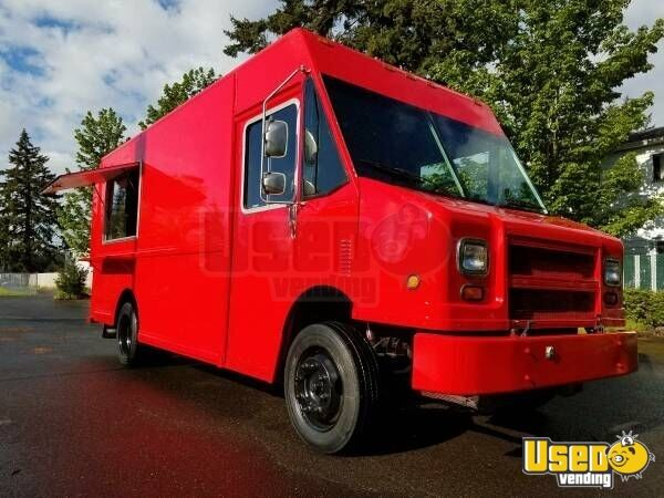 1999 Freightliner All-purpose Food Truck Wisconsin Diesel Engine for Sale