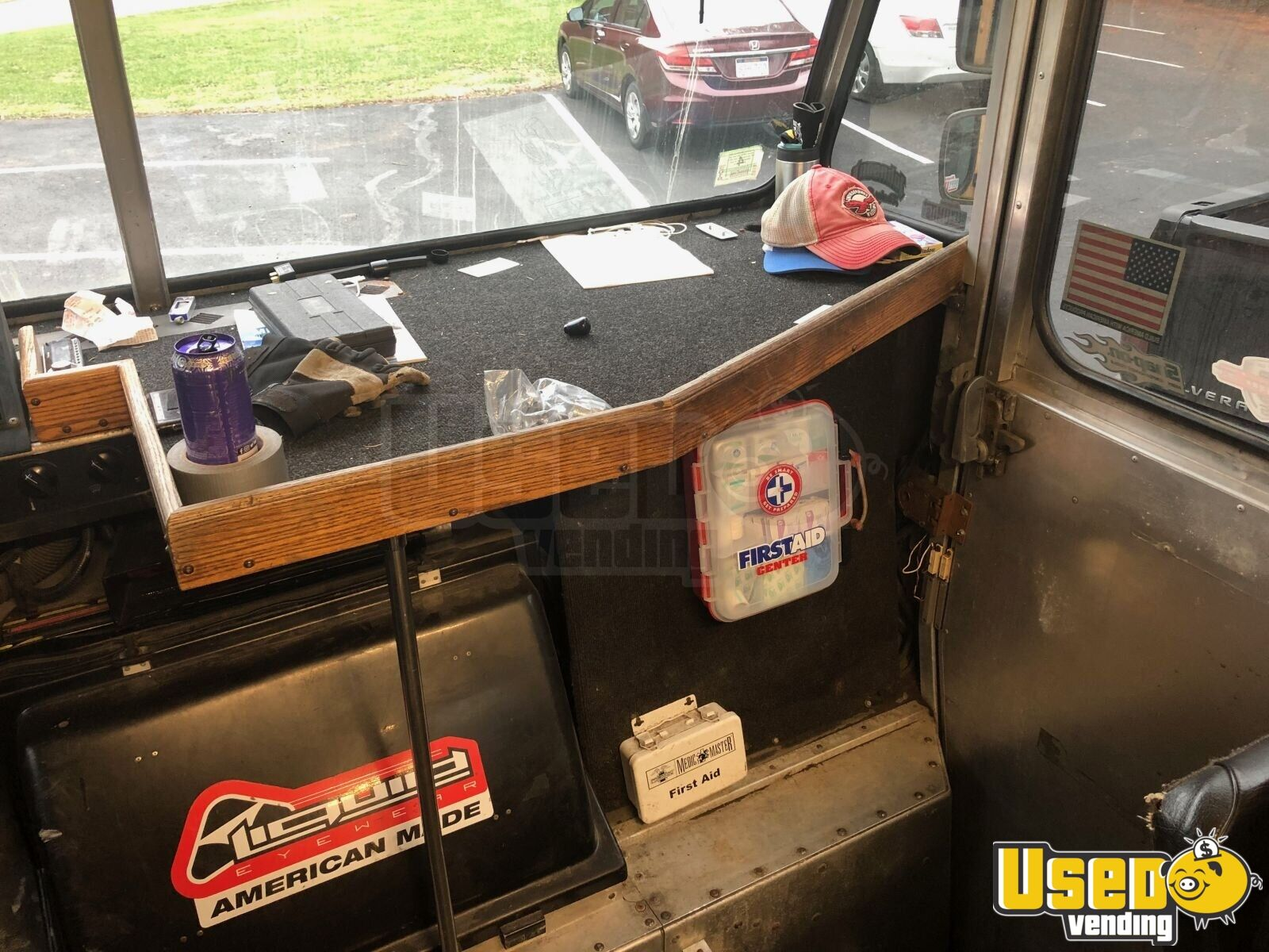 1999 Freightliner Mt-45 Food Truck Cash Register West Virginia Diesel Engine for Sale - 27