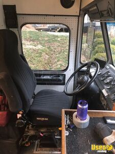 1999 Freightliner Mt-45 Food Truck Gray Water Tank West Virginia Diesel Engine for Sale