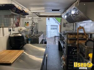 1999 Freightliner Mt-45 Food Truck Refrigerator West Virginia Diesel Engine for Sale