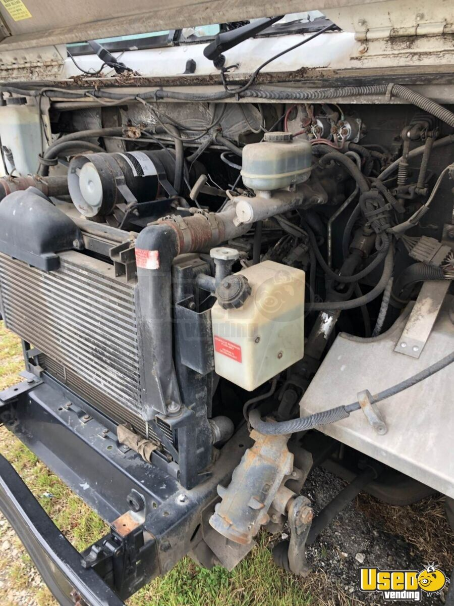 1999 Freightliner P Stepvan 10 Oklahoma Diesel Engine for Sale - 10