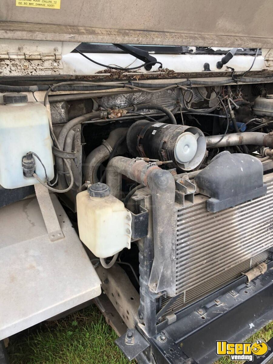1999 Freightliner P Stepvan 11 Oklahoma Diesel Engine for Sale - 11
