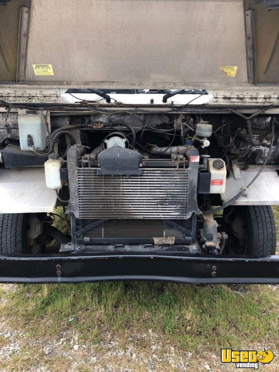 1999 Freightliner P Stepvan 12 Oklahoma Diesel Engine for Sale - 12