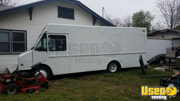 1999 Freightliner P Stepvan Oklahoma Diesel Engine for Sale