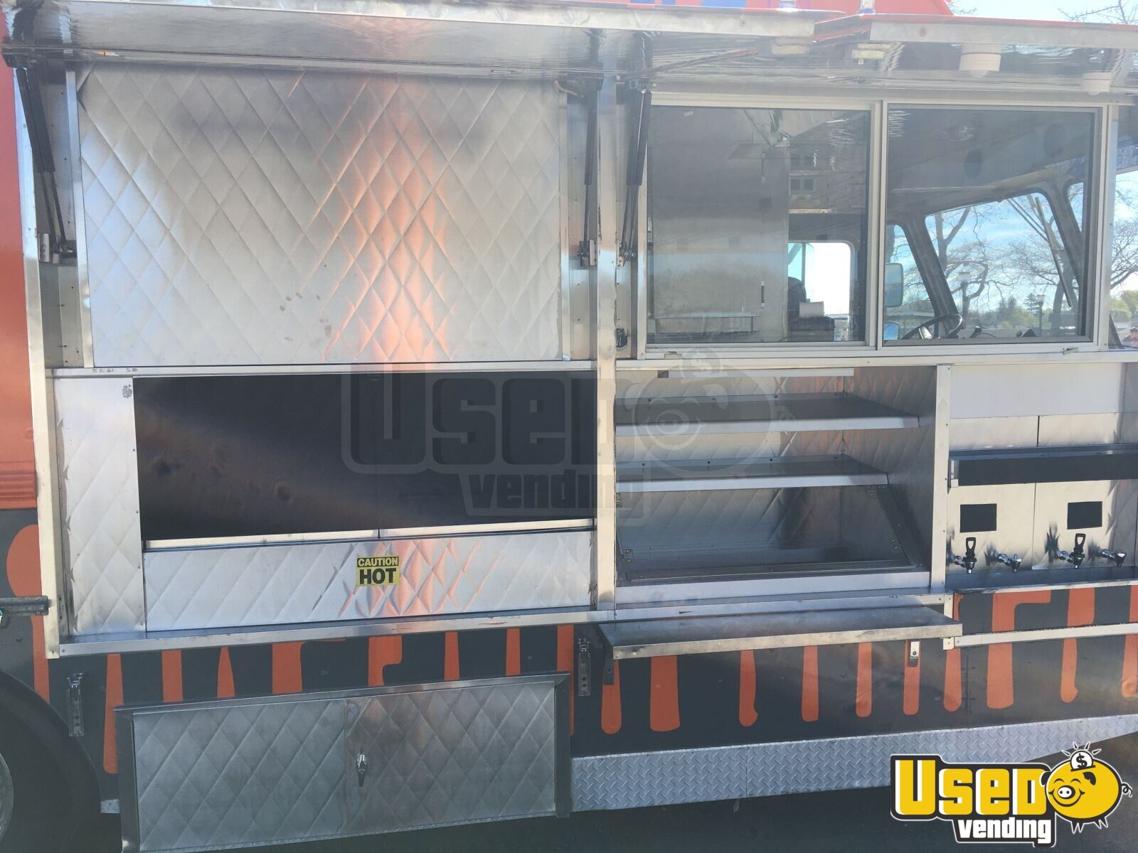 1999 Gmc 1900 All-purpose Food Truck Shore Power Cord Connecticut Gas Engine for Sale - 10