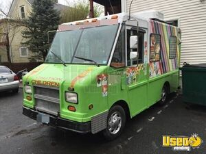 GMC P30 Stepvan Food Concession Truck for Sale in Connecticut!!