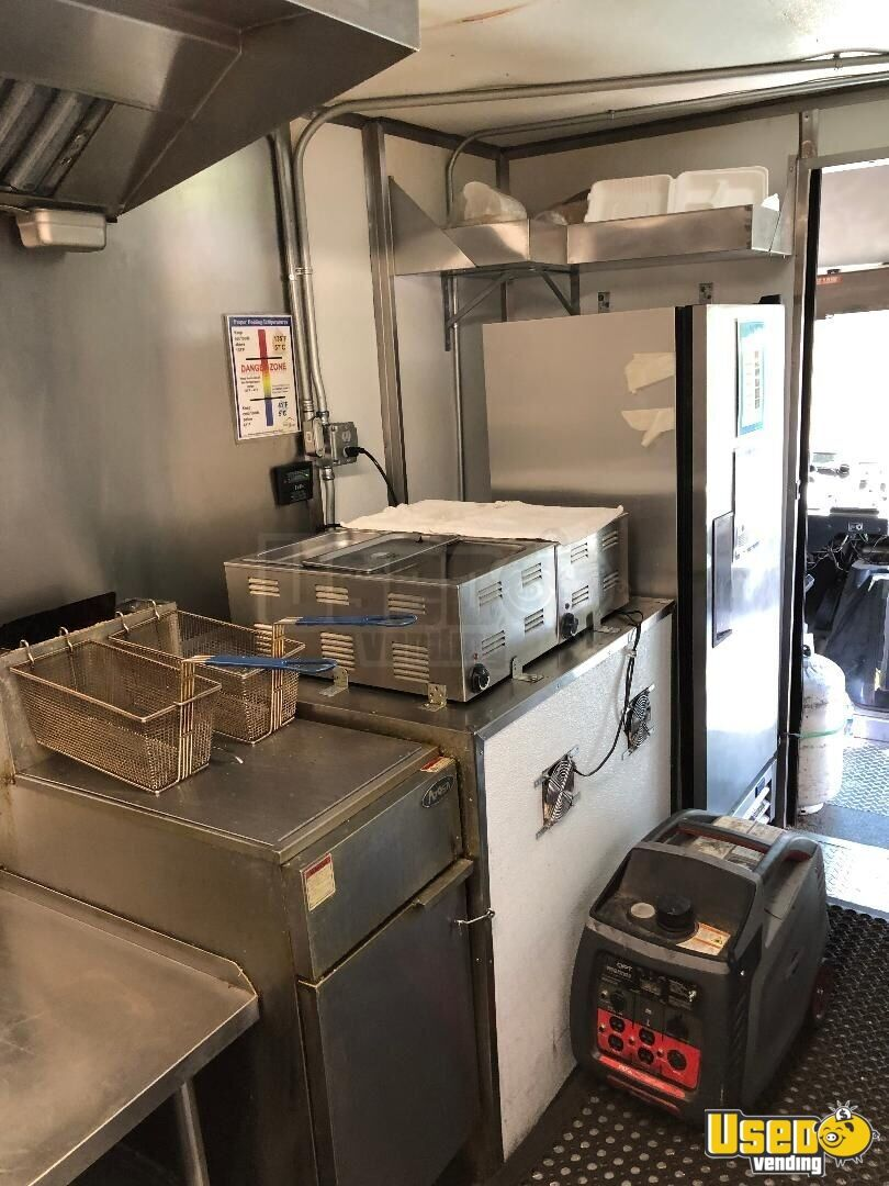 1999 Gmc P3500 All-purpose Food Truck Exterior Customer Counter Colorado Gas Engine for Sale - 4
