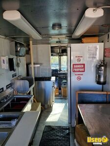 1999 Gruman Olson Step Van Kitchen Food Truck All-purpose Food Truck Interior Lighting Ohio Gas Engine for Sale