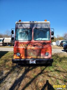 1999 Gruman Olson Step Van Kitchen Food Truck All-purpose Food Truck Removable Trailer Hitch Ohio Gas Engine for Sale