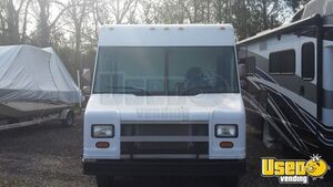 1999 Mt35 Kitchen Food Truck All-purpose Food Truck Stainless Steel Wall Covers South Carolina Diesel Engine for Sale
