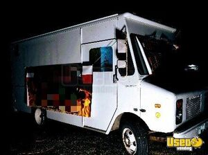 1999 P30 Stepvan Pizza Food Truck Pizza Food Truck Pizza Oven Texas for Sale