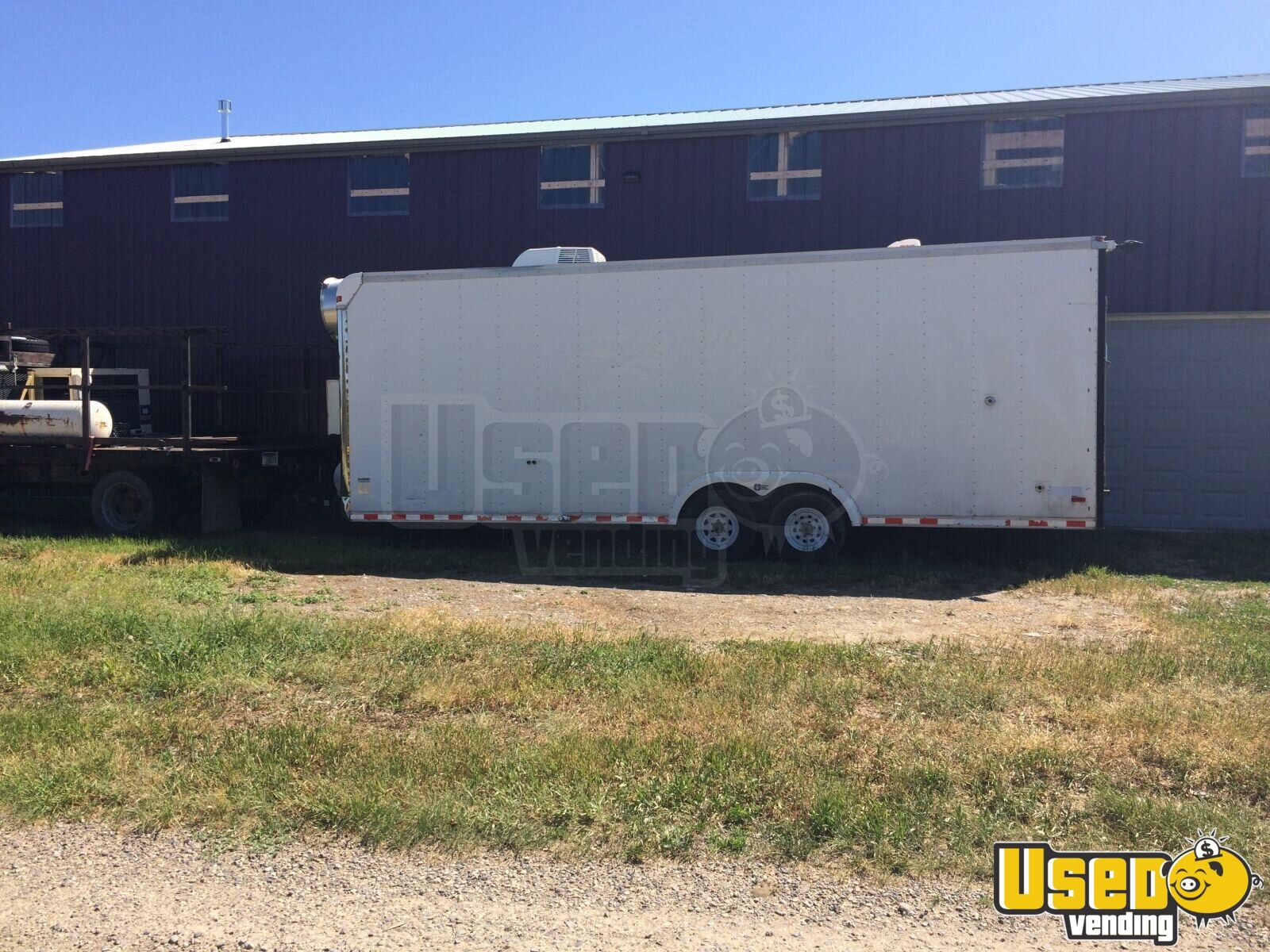 8.5\' x 26\' Food Concession Trailer   kitchen trailer for Sale in Montana