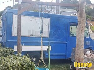 1999 Step Van Ice Cream And Juice Truck Ice Cream Truck Cabinets California Gas Engine for Sale