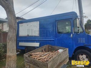 1999 Step Van Ice Cream And Juice Truck Ice Cream Truck Concession Window California Gas Engine for Sale