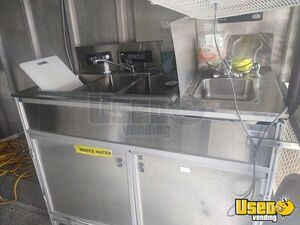1999 Step Van Ice Cream And Juice Truck Ice Cream Truck Exterior Customer Counter California Gas Engine for Sale