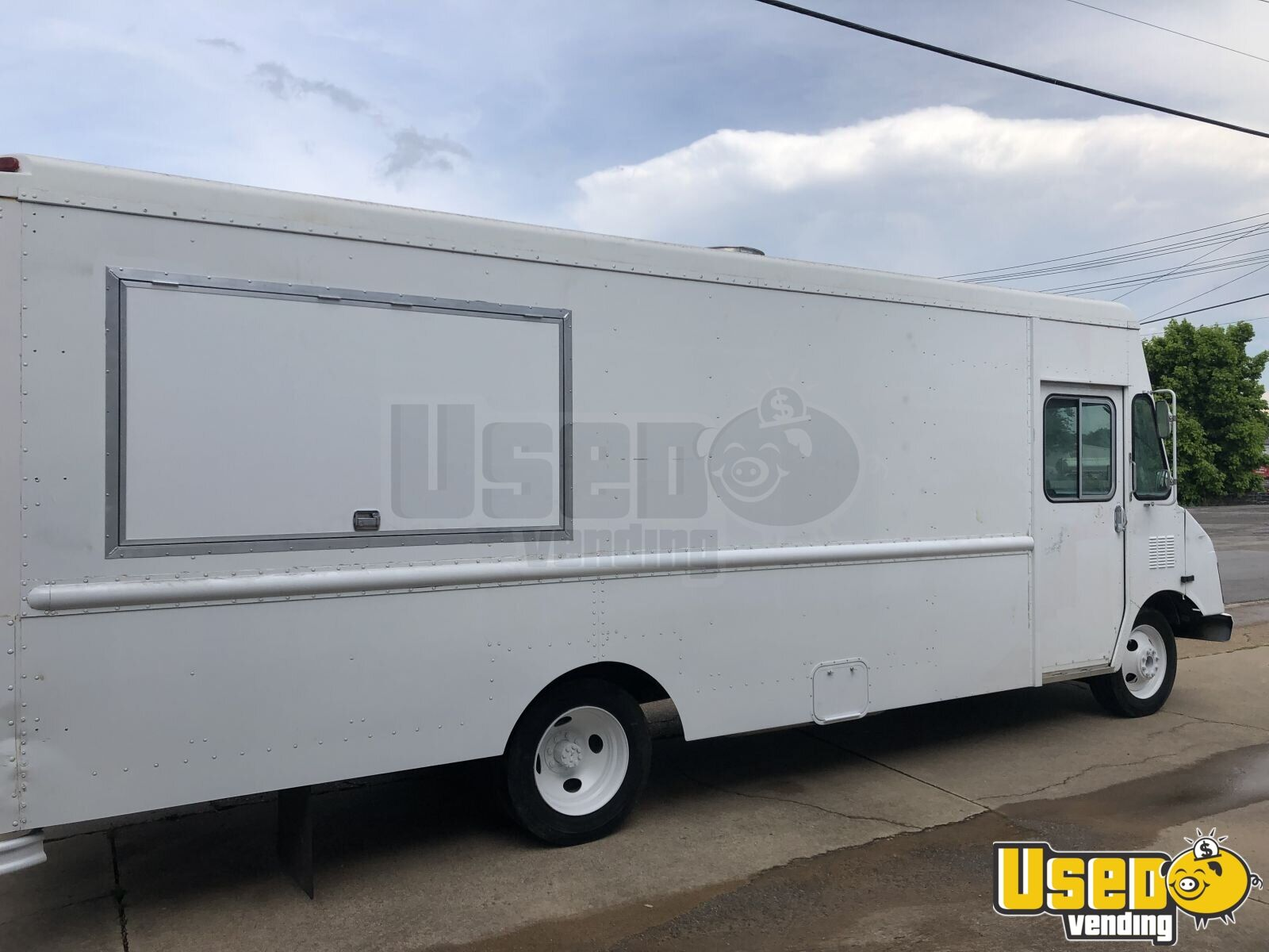 1999 Workhorse P32 All-purpose Food Truck Concession Window Missouri Diesel Engine for Sale - 2