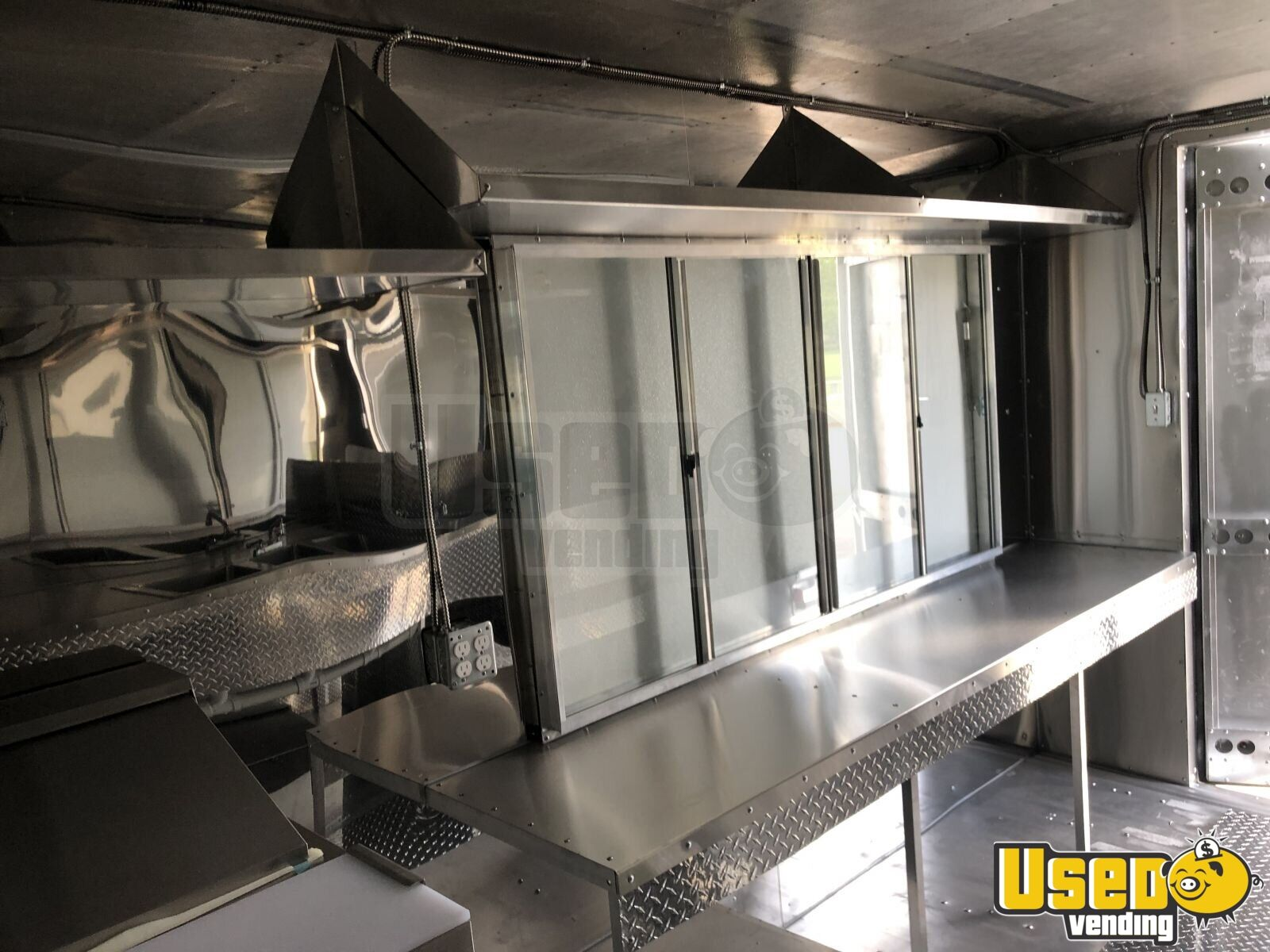 1999 Workhorse P32 All-purpose Food Truck Grease Trap Missouri Diesel Engine for Sale - 15