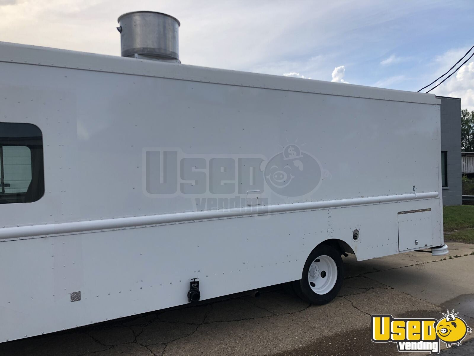 1999 Workhorse P32 All-purpose Food Truck Propane Tank Missouri Diesel Engine for Sale - 6