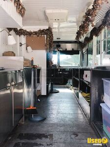 1999 Workhorse Step Van Mobile Flower Shop Other Mobile Business Concession Window California Gas Engine for Sale