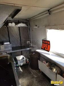2 Food Concession Trailer Kitchen Food Trailer Cabinets New Mexico for Sale