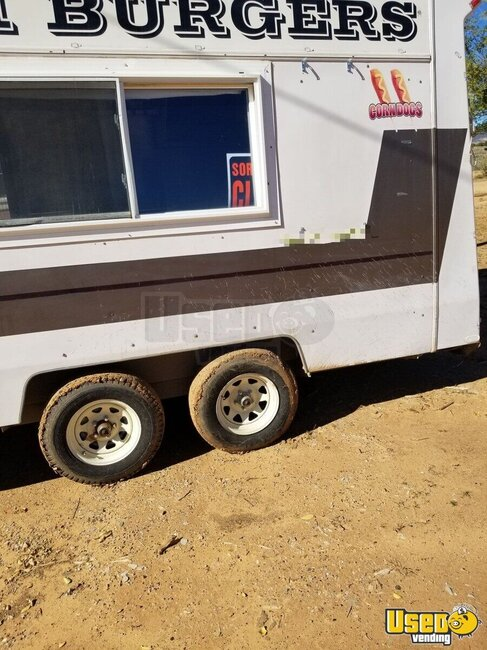 2 Food Concession Trailer Kitchen Food Trailer New Mexico for Sale