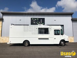 Made-to-Order Step Van Pizza Food Truck / New Custom-Built Mobile Kitchen for Sale in Texas!