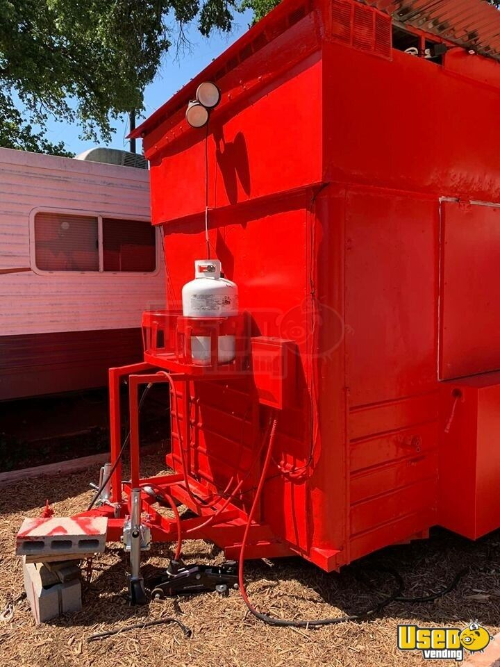 2000 All-purpose Food Trailer Chargrill Texas for Sale - 6