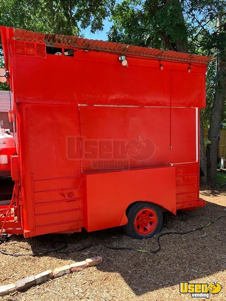 2000 All-purpose Food Trailer Fryer Texas for Sale - 7