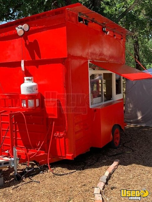 2000 All-purpose Food Trailer Texas for Sale