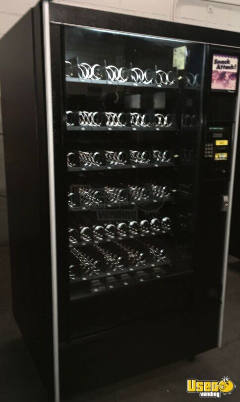 2000 Automatic Products Refurbished Snack Machine 3 Illinois for Sale - 3