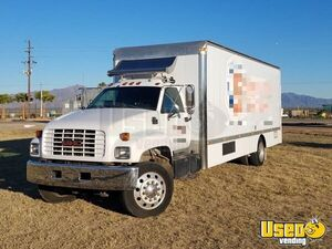 2000 C-series Box Truck Box Truck 2 Arizona for Sale