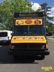 2000 Chevrolet P30 Food Truck Cabinets North Carolina Gas Engine for Sale