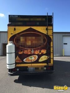 2000 Chevrolet P30 Food Truck Concession Window North Carolina Gas Engine for Sale