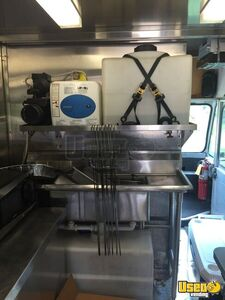 2000 Chevrolet P30 Food Truck Insulated Walls North Carolina Gas Engine for Sale